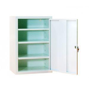 medicine cabinet / hospital / with shelf / 1-door