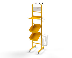 isolation trolley