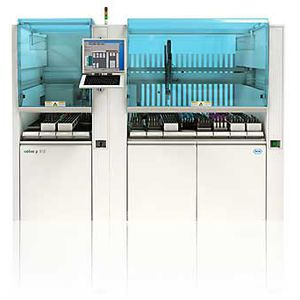tube transfer laboratory automation system / tube capper / tube sorting