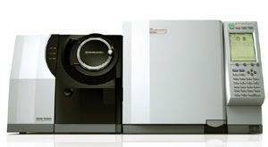 gas chromatography system / GC/MS / triple quadrupole / compact
