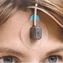 forehead SpO2 sensor / adhesive / reflectance