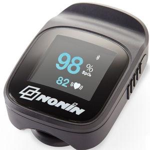 fingertip pulse oximeter / wireless
