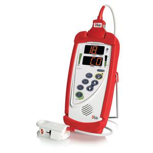 hand-held pulse CO-oximeter