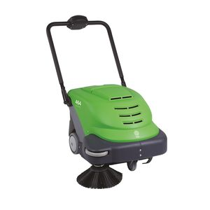 healthcare facility vacuum sweeper