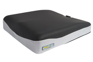 wheelchair cushion / foam / visco-elastic / anti-decubitus