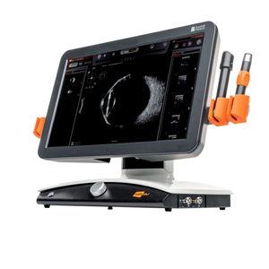 on-platform, tabletop ultrasound system
