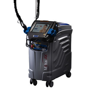 hair removal laser / alexandrite / trolley-mounted