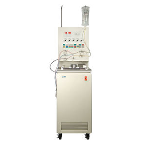 automatic sample preparation system / for cellular therapy / for blood cells / cell washing
