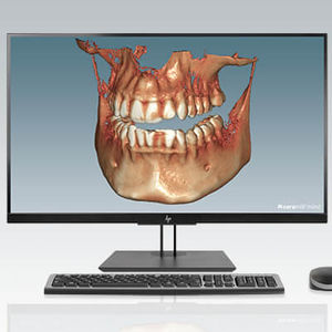 dental laboratory software module
