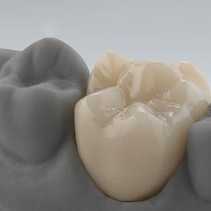 zirconia dental material