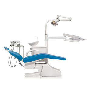 orthodontic treatment unit with light