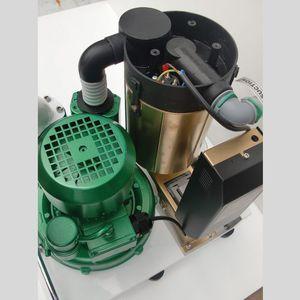 dental vacuum pump / medical / impeller / dry