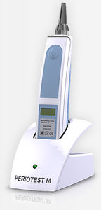 hand-held implant stability meter