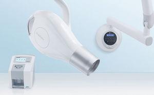 dental X-ray generator / analog or digital / wall-mounted