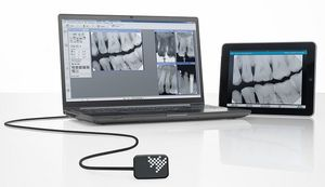 dental radiography acquisition system / portable