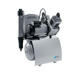 dental compressor / 2-workstation / oil-free