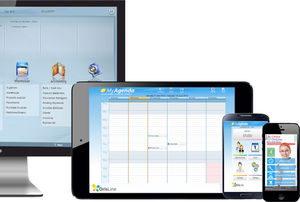 management software / personal records / for dental surgery