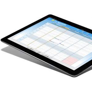 appointment management iOS application / planning / dental / for smartphones