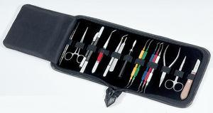 dental laboratory instrument kit