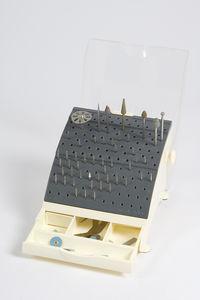 dental bur rack / benchtop