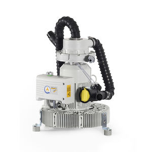 dental vacuum system / liquid ring / dry / 1-workstation