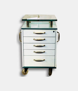 general purpose furniture / for dental clinics / with drawer / with computer