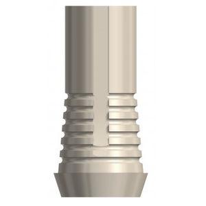 plastic implant abutment