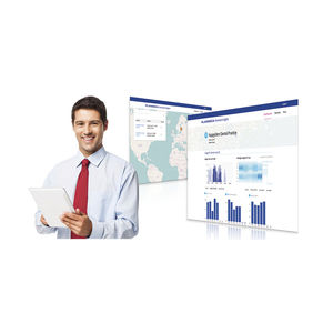 reporting software / infection control / planning / evaluation