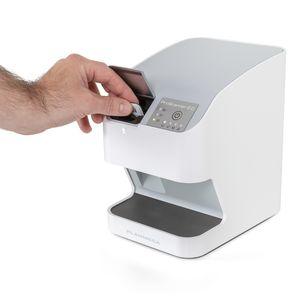 intraoral phosphor screen scanner