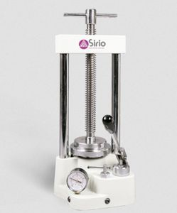 hydraulic dental laboratory press