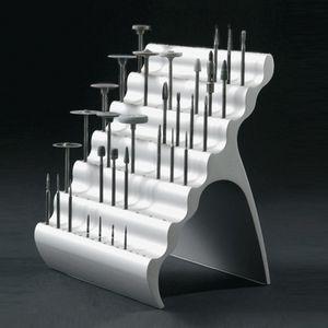 dental bur rack