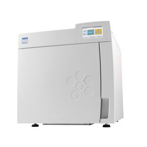 dental autoclave / benchtop / with touchscreen