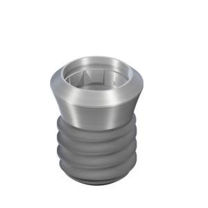 cylindrical dental implant