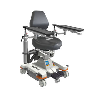 mobile surgeon's chair