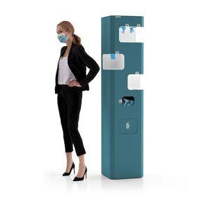 sanitizing booth