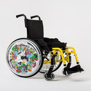 manual wheelchair / pediatric / outdoor / indoor