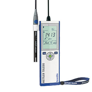 laboratory conductivity meter / portable