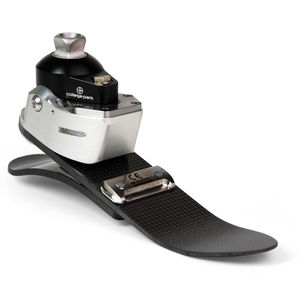 dynamic prosthetic foot / hydraulic / K3 / for walking