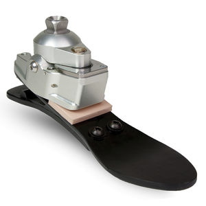 hydraulic prosthetic foot