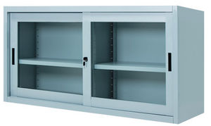 medical records cabinet / hospital / wall-mounted