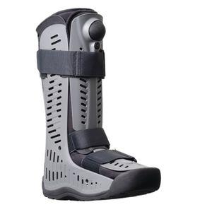 long walker boot / inflatable