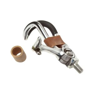 body-powered hand prosthesis / hook clamp / adult