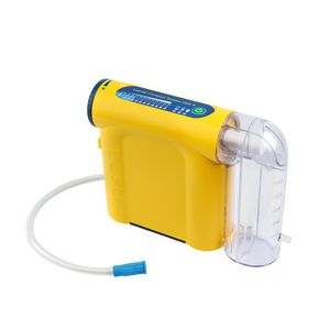 battery-powered mucus suction pump