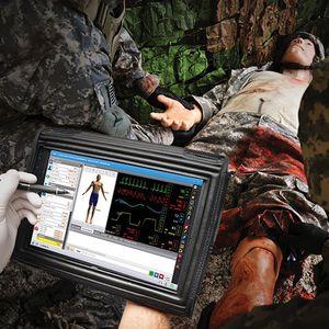 trauma patient simulator