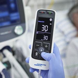 endotracheal tube pressure controller