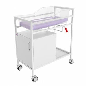 baby hospital cot
