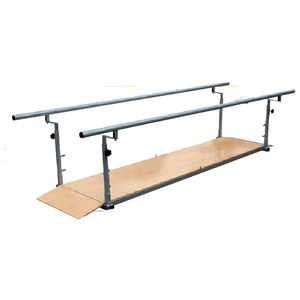 height-adjustable rehabilitation parallel bars