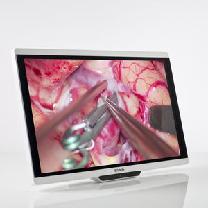 surgical display / endoscopy / 4K / 27
