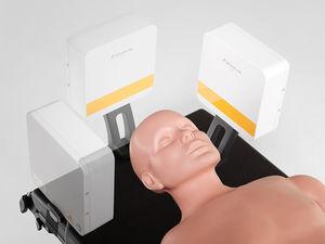 optical surgical navigation system / electromagnetic / ENT surgery / maxillofacial surgery