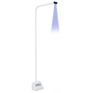 electronic height rod